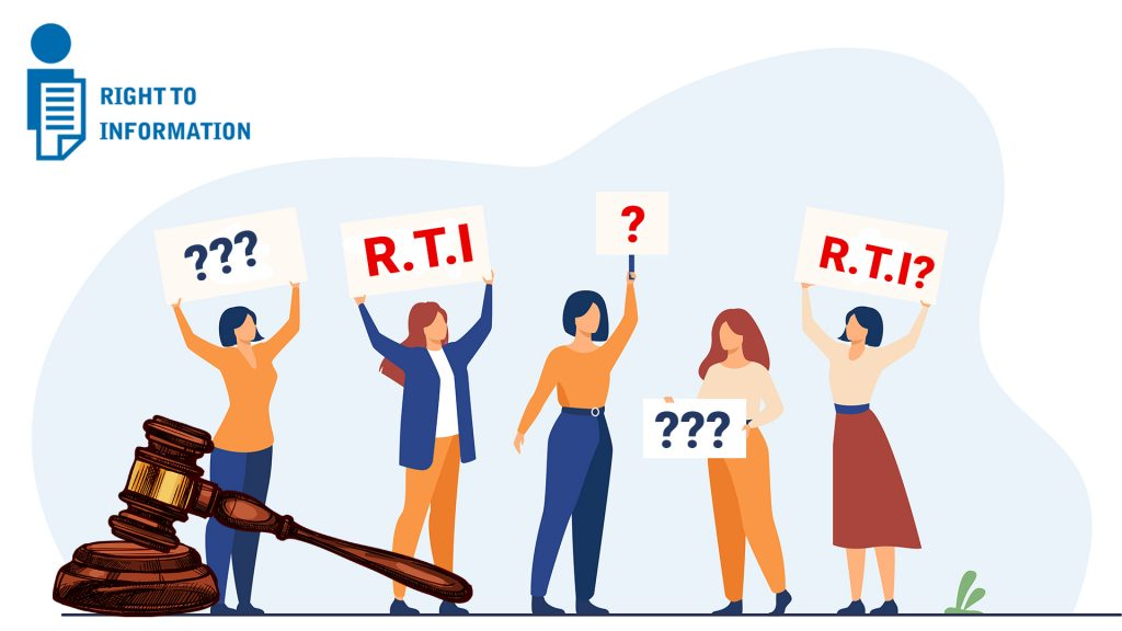 complainant ask information through rti
