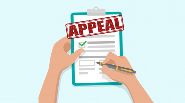 Filling Appeals Section 18