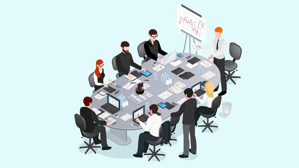 minutes of chairpersons meetings