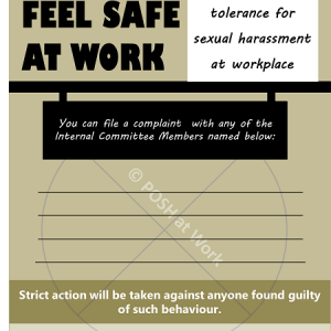 Feel safe at Work